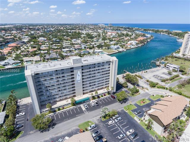 2611 N Riverside Dr #406, Pompano Beach, FL 33062 (MLS #A10458968) :: Calibre International Realty
