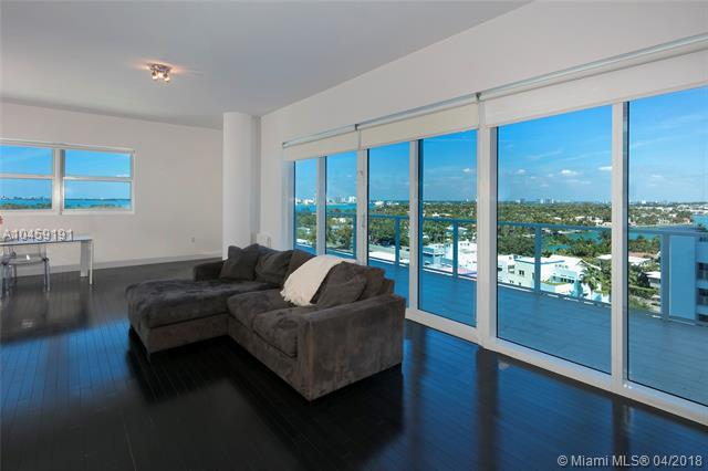 6103 Aqua Ave #1006, Miami Beach, FL 33141 (MLS #A10459191) :: Prestige Realty Group