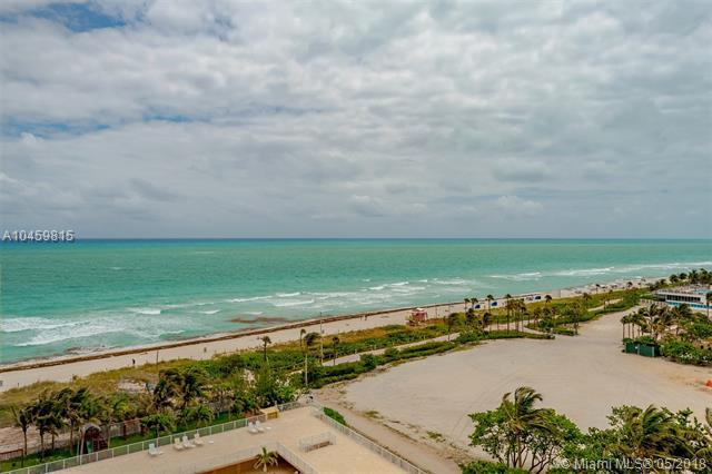 4747 Collins Ave #911, Miami Beach, FL 33140 (MLS #A10459815) :: The Teri Arbogast Team at Keller Williams Partners SW