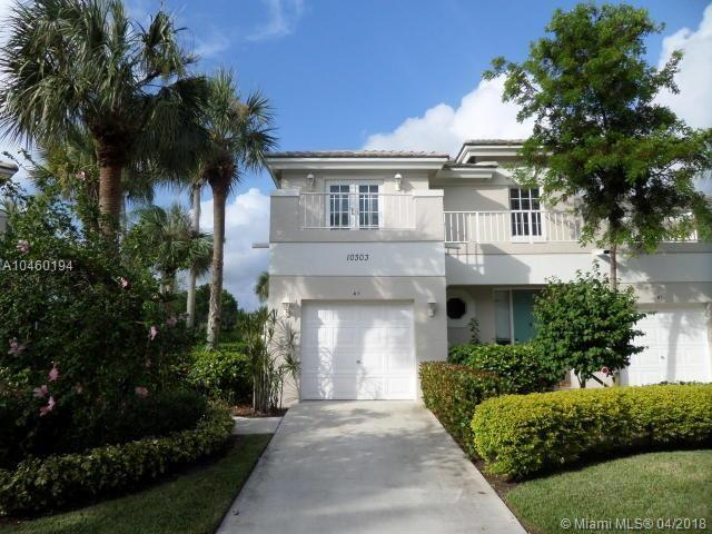 10303 N Andover Coach Ln A1, Lake Worth, FL 33449 (MLS #A10460194) :: The Teri Arbogast Team at Keller Williams Partners SW