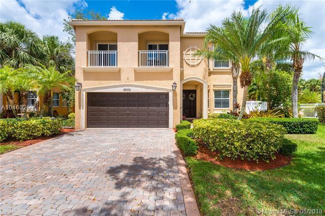 16531 SW 49th Ct, Miramar, FL 33027 (MLS #A10460269) :: Green Realty Properties