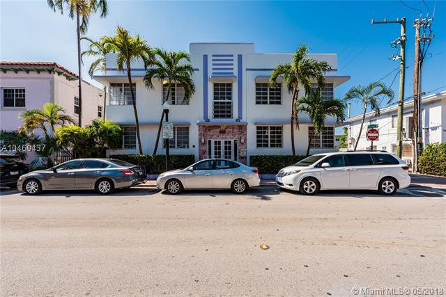 610 8th St #101, Miami Beach, FL 33139 (MLS #A10460437) :: Stanley Rosen Group