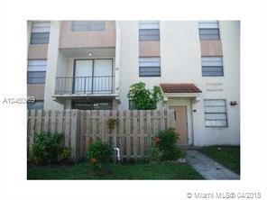 1790 NW 55th Ave #201, Lauderhill, FL 33313 (MLS #A10460969) :: The Teri Arbogast Team at Keller Williams Partners SW