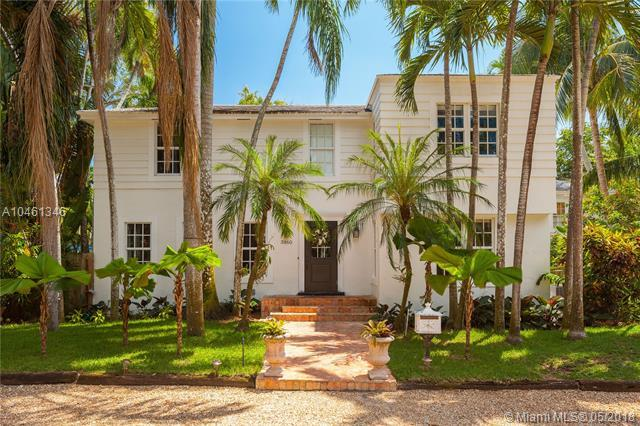 3860 Wood Ave, Miami, FL 33133 (MLS #A10461346) :: Carole Smith Real Estate Team