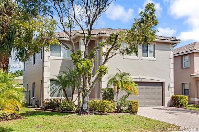 4171 NW 62nd Ct, Coconut Creek, FL 33073 (MLS #A10462512) :: Stanley Rosen Group