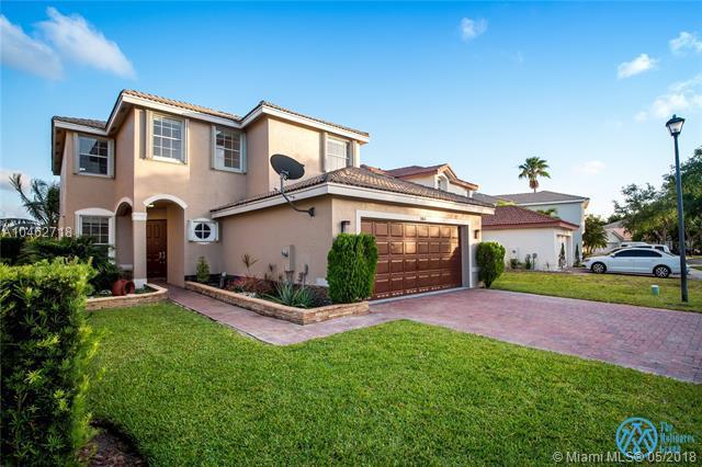 2061 SW 157, Miramar, FL 33027 (MLS #A10462718) :: Green Realty Properties