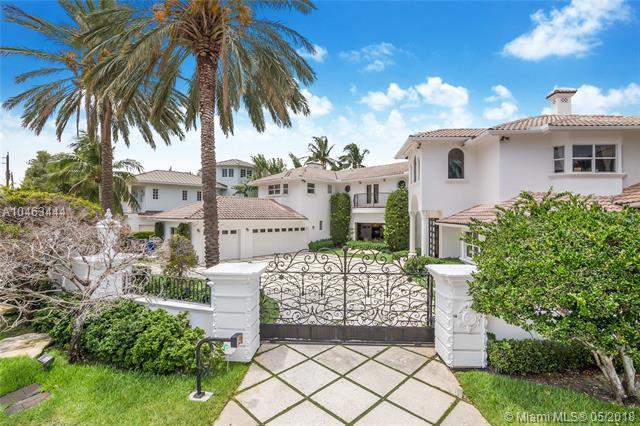 3 Pelican Isle, Fort Lauderdale, FL 33301 (MLS #A10463444) :: Calibre International Realty