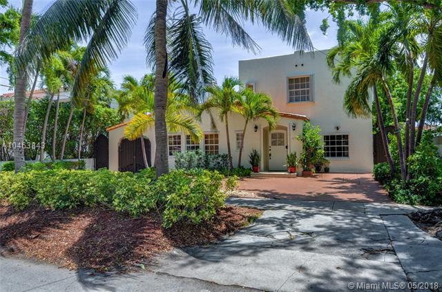 4759 N Bay Rd, Miami Beach, FL 33140 (MLS #A10463843) :: Green Realty Properties