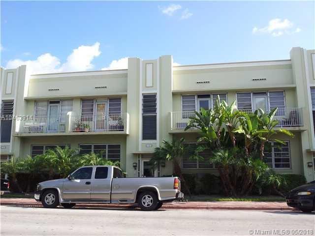 737 11th St #6, Miami Beach, FL 33139 (MLS #A10463914) :: Keller Williams Elite Properties