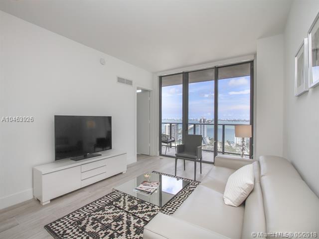 3401 NE 1st Ave #2706, Miami, FL 33137 (MLS #A10463926) :: Keller Williams Elite Properties