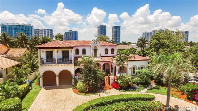 410 Ocean Blvd, Golden Beach, FL 33160 (MLS #A10464075) :: Keller Williams Elite Properties