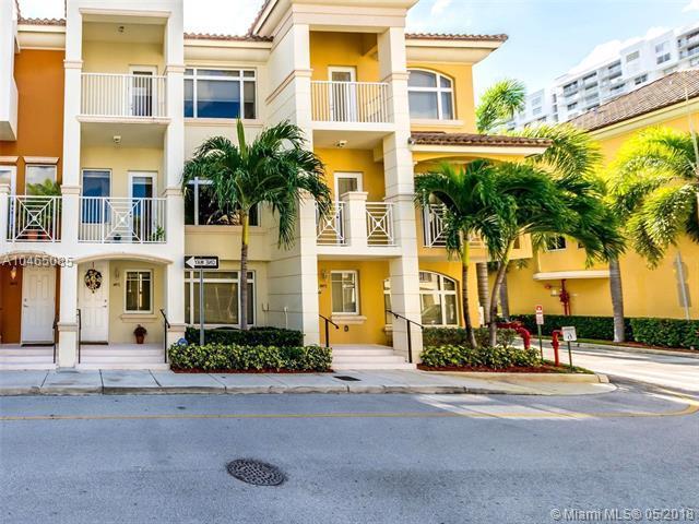 18405 NE 27th Ct #18405, Aventura, FL 33160 (MLS #A10465085) :: Keller Williams Elite Properties