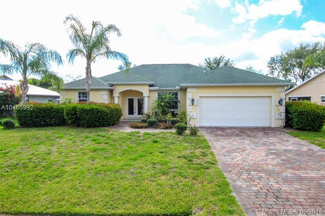 3218 W Snow Rd, Port St. Lucie, FL 34984 (MLS #A10465992) :: The Teri Arbogast Team at Keller Williams Partners SW