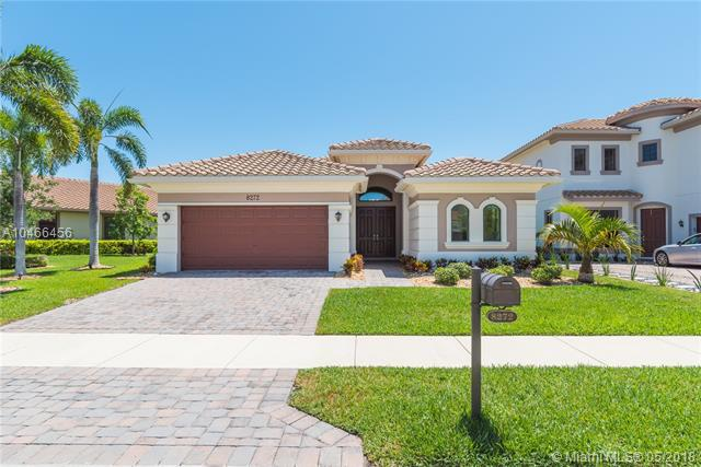 8272 Canopy Ter, Parkland, FL 33076 (MLS #A10466456) :: The Chenore Real Estate Group
