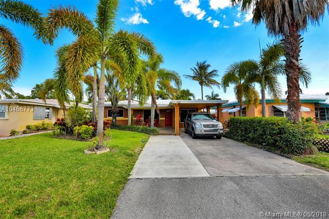 180 NW 48th St, Oakland Park, FL 33309 (MLS #A10466773) :: Prestige Realty Group