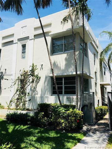 1557 Meridian Ave #105, Miami Beach, FL 33139 (MLS #A10466895) :: Grove Properties