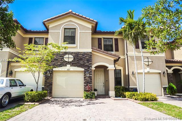 3313 W 91st Ter #3313, Hialeah, FL 33018 (MLS #A10466959) :: Green Realty Properties