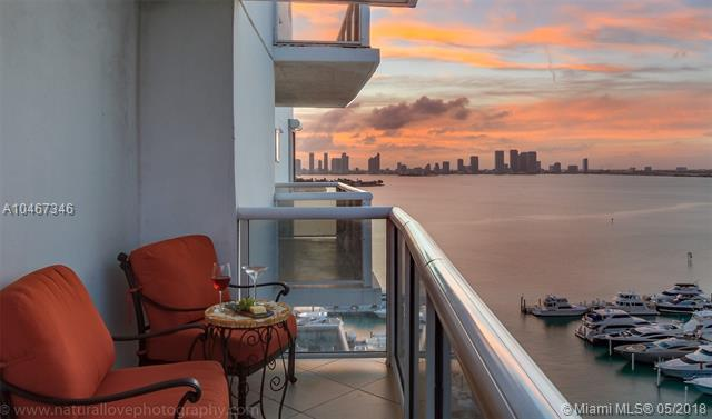 1800 Sunset Harbour Dr #1715, Miami Beach, FL 33139 (MLS #A10467346) :: The Jack Coden Group