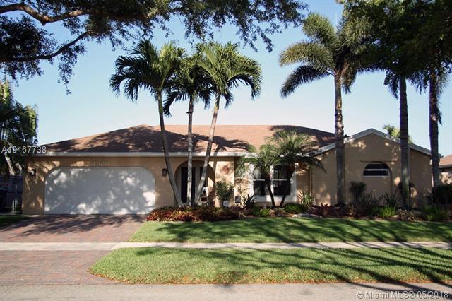4980 SW 120th Ave, Cooper City, FL 33330 (MLS #A10467738) :: Stanley Rosen Group