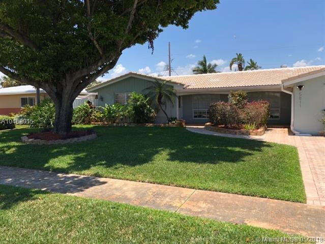 5811 NE 22nd Ter, Fort Lauderdale, FL 33308 (MLS #A10468015) :: Stanley Rosen Group