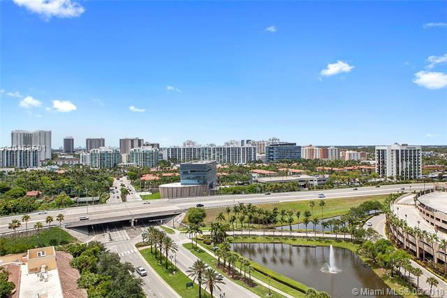 19501 W Country Club Dr #1608, Aventura, FL 33180 (MLS #A10468591) :: Green Realty Properties