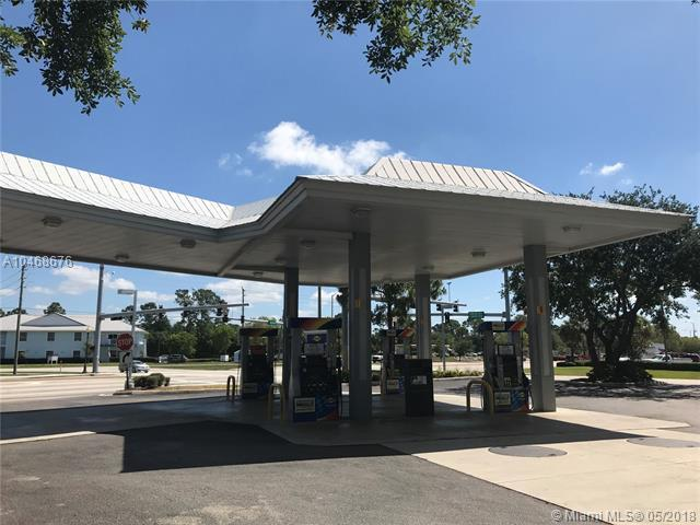Gas Station, Port St. Lucie, FL 34953 (MLS #A10468676) :: The Teri Arbogast Team at Keller Williams Partners SW