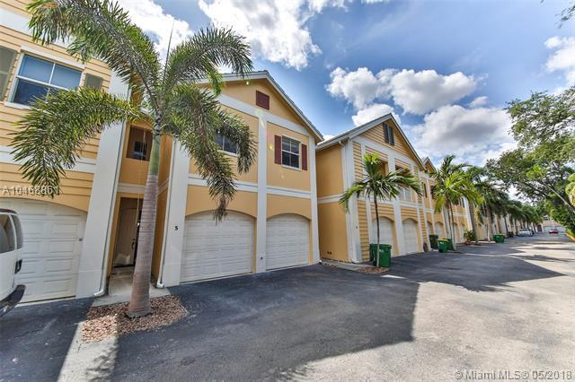 511 SW 18th Ave #5, Fort Lauderdale, FL 33312 (MLS #A10468861) :: Calibre International Realty
