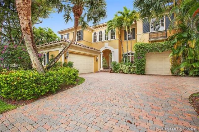 16283 Bristol Pointe Dr, Delray Beach, FL 33446 (MLS #A10468867) :: Green Realty Properties