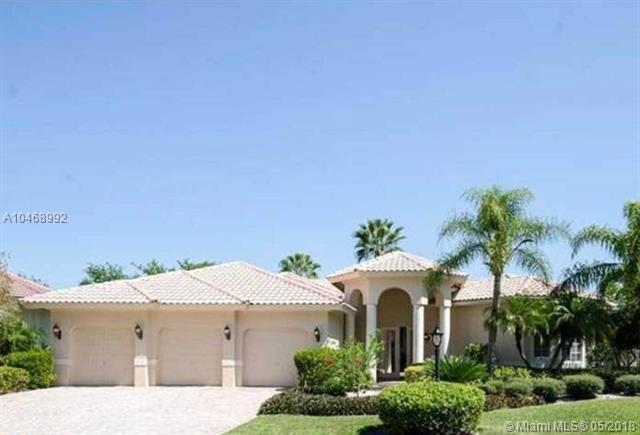 9901 NW 60th Pl, Parkland, FL 33076 (MLS #A10468992) :: The Chenore Real Estate Group