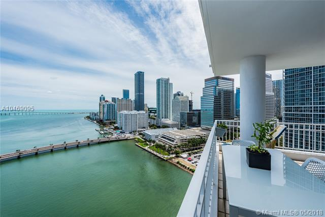 801 Brickell Key Blvd #2401, Miami, FL 33131 (MLS #A10469095) :: The Riley Smith Group