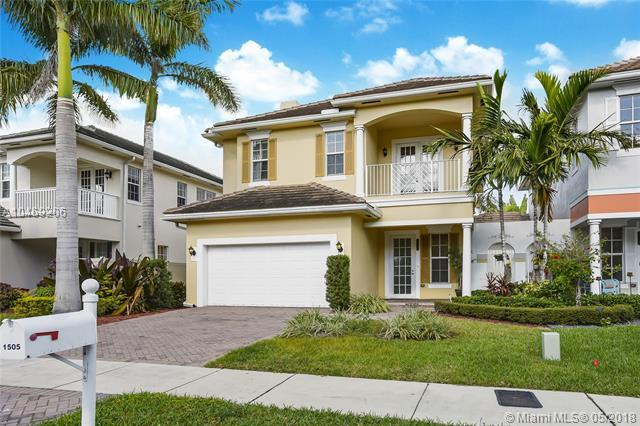 1505 SW 23rd St, Fort Lauderdale, FL 33315 (MLS #A10469206) :: Calibre International Realty