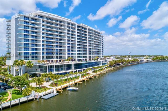 1180 N Federal Hwy #605, Fort Lauderdale, FL 33304 (MLS #A10469218) :: Stanley Rosen Group
