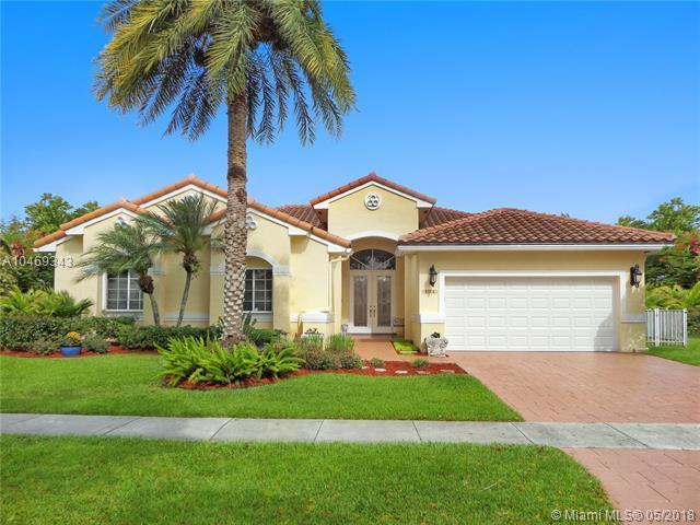 4420 SW 148th Ter, Miramar, FL 33027 (MLS #A10469343) :: Green Realty Properties