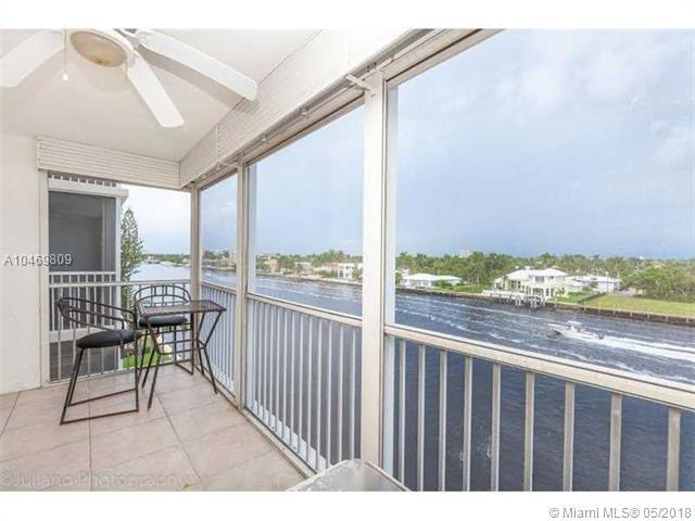 303 N Riverside Dr #505, Pompano Beach, FL 33062 (MLS #A10469809) :: Calibre International Realty