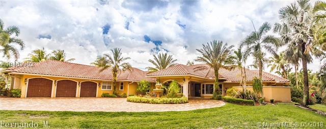 14540 Sunset Ln, Southwest Ranches, FL 33330 (MLS #A10469902) :: The Teri Arbogast Team at Keller Williams Partners SW
