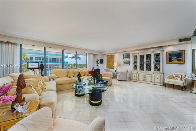 10155 Collins Ave #305, Bal Harbour, FL 33154 (MLS #A10470043) :: Keller Williams Elite Properties