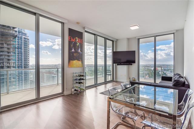 3470 E Coast Ave H2005, Miami, FL 33137 (MLS #A10472102) :: Keller Williams Elite Properties