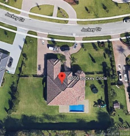 14600 S Jockey Cir S, Davie, FL 33330 (MLS #A10472208) :: Green Realty Properties