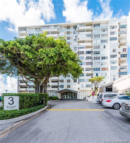 3 Island Ave 14F, Miami Beach, FL 33139 (MLS #A10472343) :: Miami Lifestyle