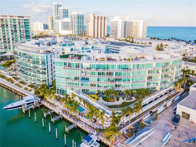 6580 Indian Creek Dr #501, Miami Beach, FL 33141 (MLS #A10472351) :: The Teri Arbogast Team at Keller Williams Partners SW