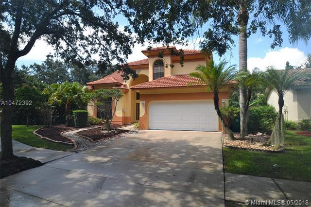 11585 Gorham Dr, Cooper City, FL 33026 (MLS #A10472392) :: The Chenore Real Estate Group