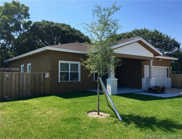 3337 NE 10th Ave, Oakland Park, FL 33334 (MLS #A10472698) :: Green Realty Properties