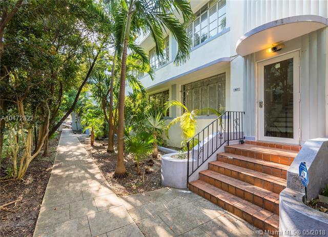 815 Lenox Av #5, Miami Beach, FL 33139 (MLS #A10472822) :: Green Realty Properties