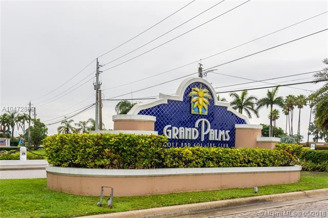 14905 SW 15th St #14905, Pembroke Pines, FL 33027 (MLS #A10472899) :: Stanley Rosen Group