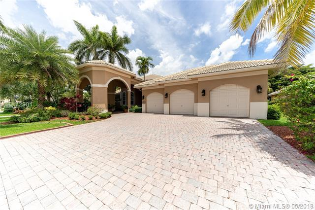 2441 Provence Cir, Weston, FL 33327 (MLS #A10472901) :: Jamie Seneca & Associates Real Estate Team