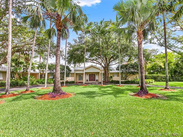 7141 SW 139th St, Palmetto Bay, FL 33158 (MLS #A10473079) :: The Riley Smith Group