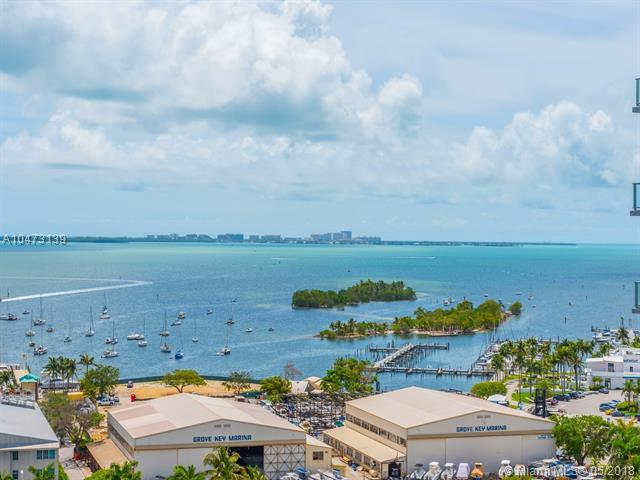 2669 S Bayshore Dr 1202N, Miami, FL 33133 (MLS #A10473139) :: The Riley Smith Group