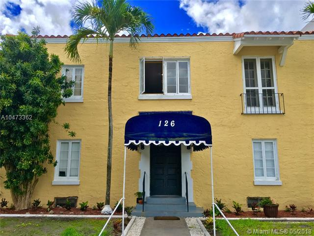 126 Mendoza Ave #4, Coral Gables, FL 33134 (MLS #A10473362) :: The Jack Coden Group