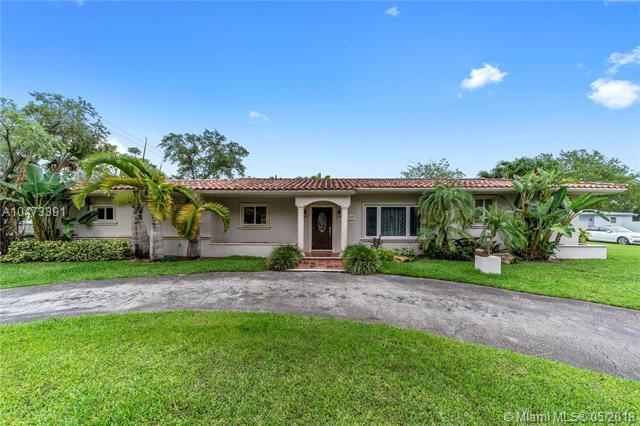 5775 SW 80 St, South Miami, FL 33143 (MLS #A10473391) :: The Riley Smith Group