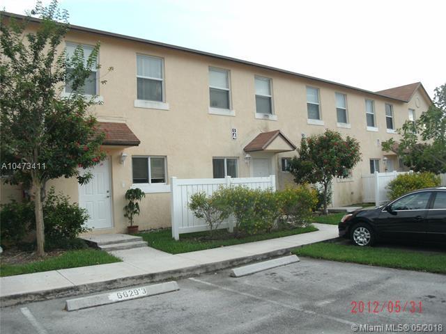 6629 Winfield Blvd 2-5, Margate, FL 33063 (MLS #A10473411) :: Calibre International Realty
